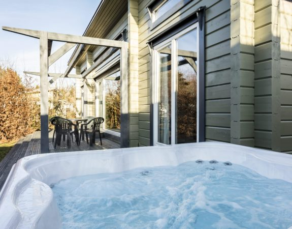 Hot Tub Lodge 20 min